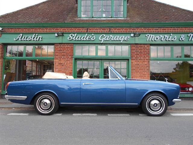 used Rolls-Royce Corniche Convertible in penn-buckinghamshire