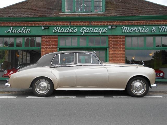 used Rolls-Royce Silver Cloud III Same owner since 1985 in penn-buckinghamshire