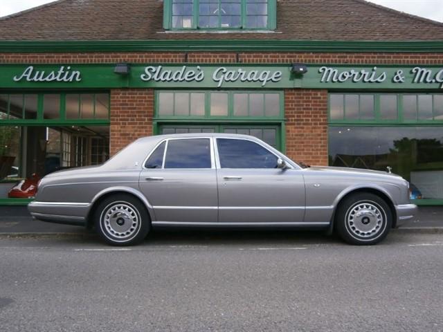 used Rolls-Royce Silver Seraph RHD in penn-buckinghamshire