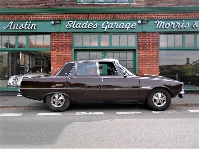used Rover 3500 P6 V8 S in penn-buckinghamshire