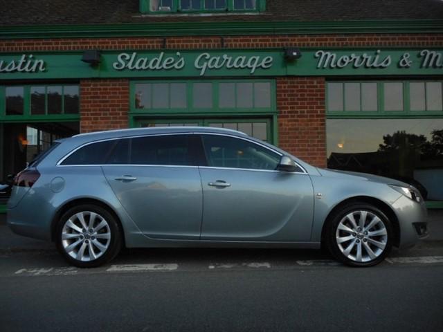 used Vauxhall Insignia ELITE NAV CDTI ECOFLEX S/S in penn-buckinghamshire