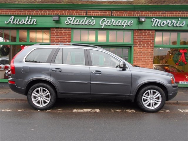 used Volvo XC90 D5 SE PREMIUM LUX AWD in penn-buckinghamshire