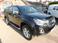 Car of the week - Isuzu D-Max UTAH Double Cab Pickup - Only £22,495 + VAT
