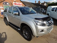 Car of the week - Isuzu D-Max TD UTAH VISION DCB - Only £20,495 + VAT