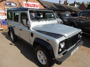 Land Rover Defender 110 TD COUNTY STATION WAGON