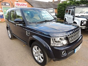 Used Land Rover Discovery SDV6 SE TECH in Bedford