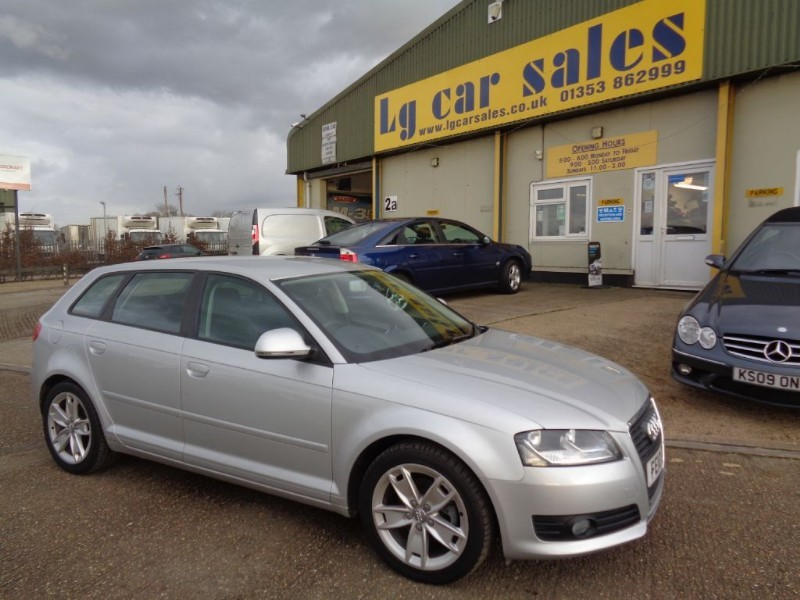 used Audi A3 TFSI SPORT in ely-cambridgeshire
