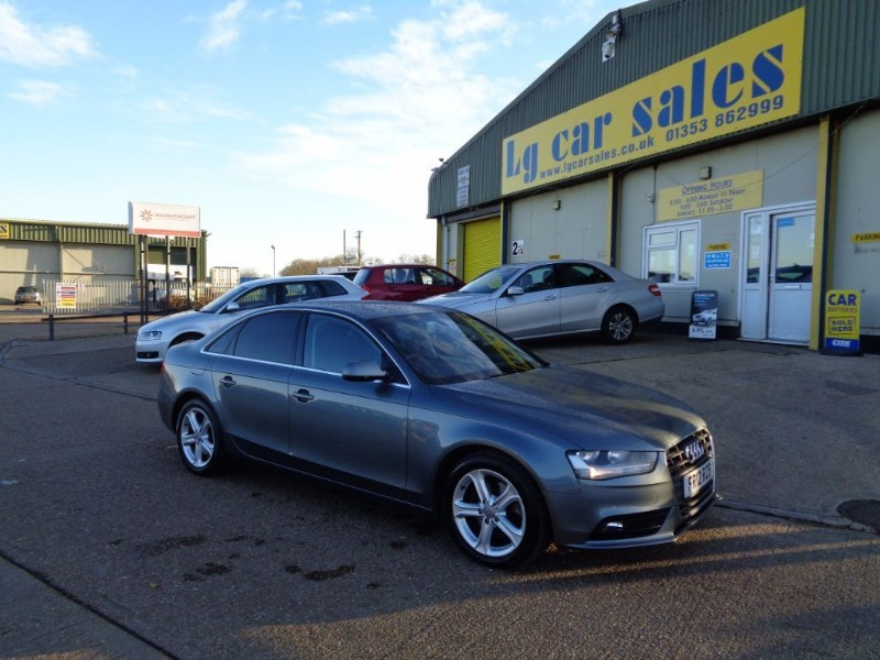 used Audi A4 TDI SE in ely-cambridgeshire