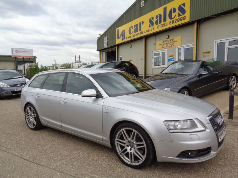 used Audi A6 TDI LE MANS EDITION in ely-cambridgeshire