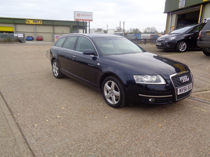 used Audi A6 TDI SE TDV in ely-cambridgeshire
