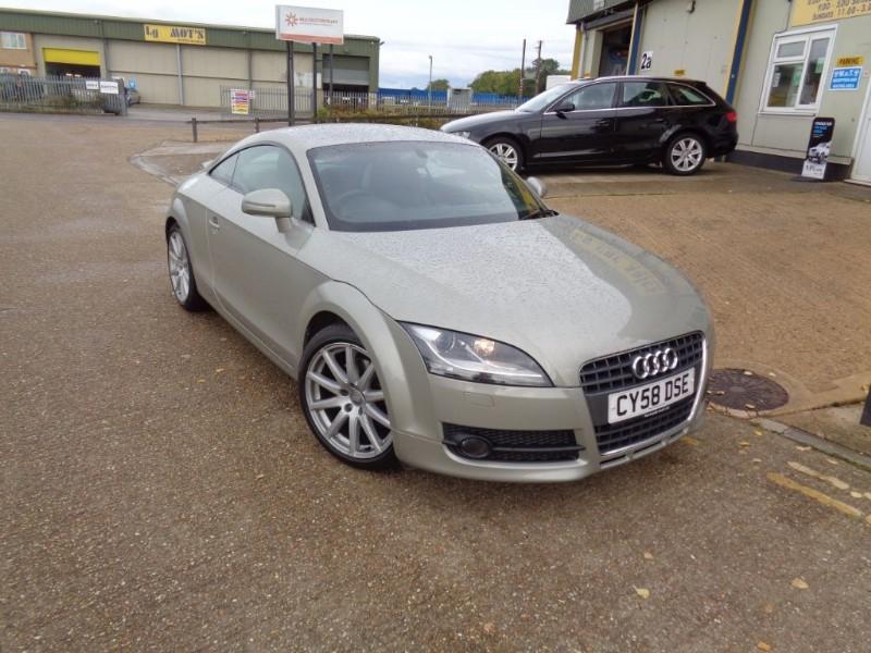 used Audi TT TFSI in ely-cambridgeshire