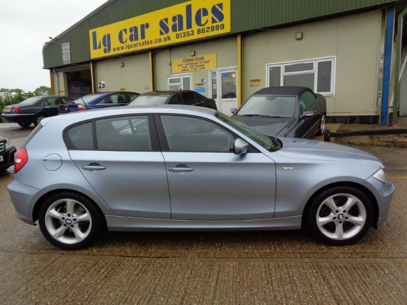used BMW 118d SPORT in ely-cambridgeshire