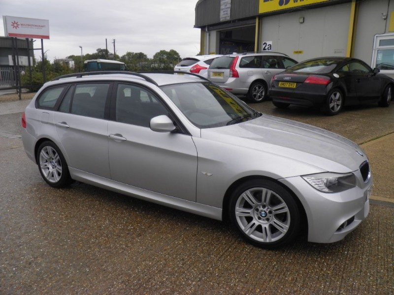 used BMW 318d M SPORT TOURING in ely-cambridgeshire