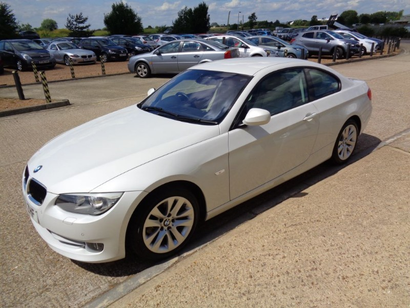 used BMW 320d SE in ely-cambridgeshire