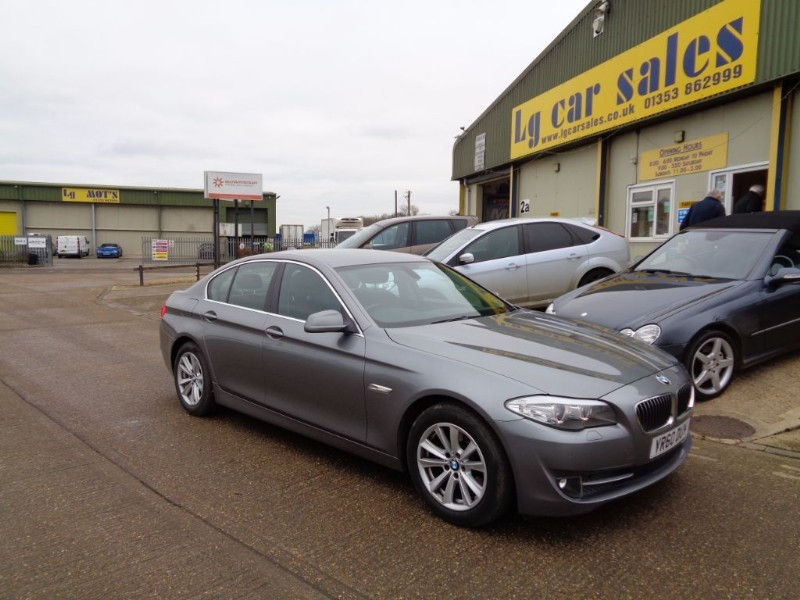 used BMW 520d SE in ely-cambridgeshire