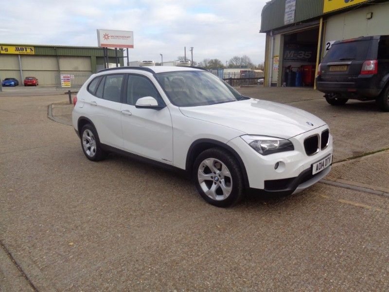 used BMW X1 SDRIVE18D SE in ely-cambridgeshire