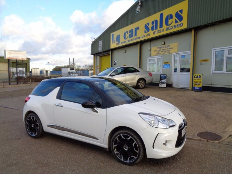 used Citroen DS3 DSTYLE PLUS in ely-cambridgeshire
