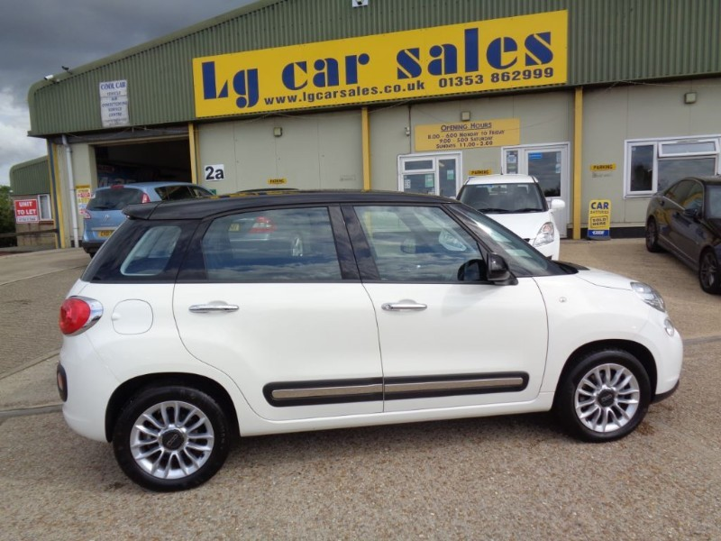 used Fiat 500L MULTIJET LOUNGE in ely-cambridgeshire