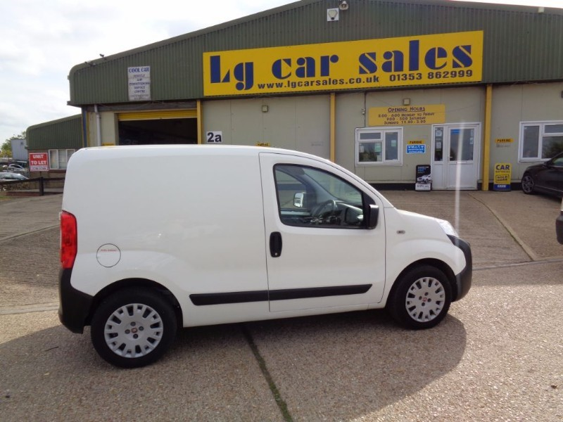 used Fiat Fiorino 16V MULTIJET in ely-cambridgeshire