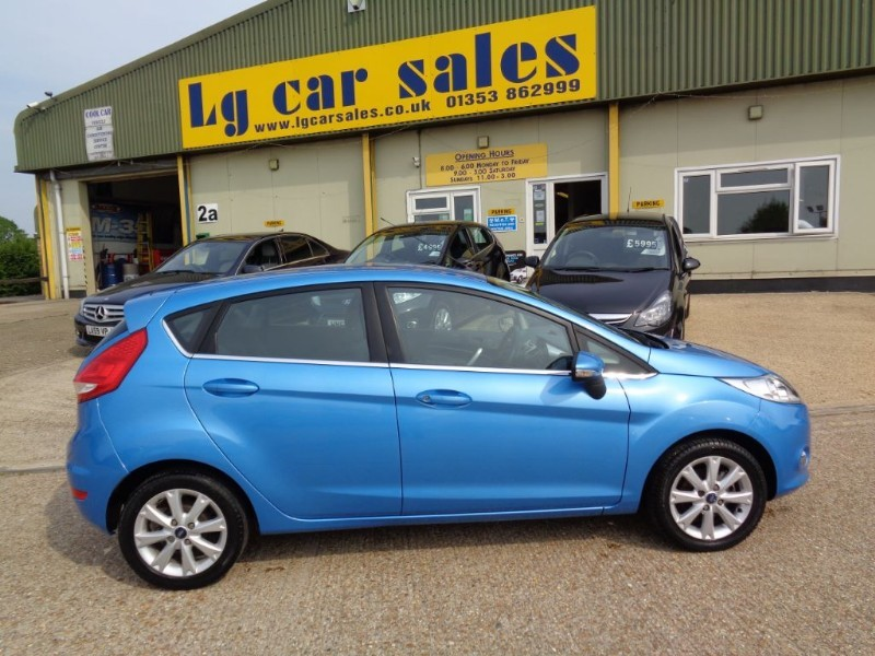 used Ford Fiesta ZETEC 16V in ely-cambridgeshire