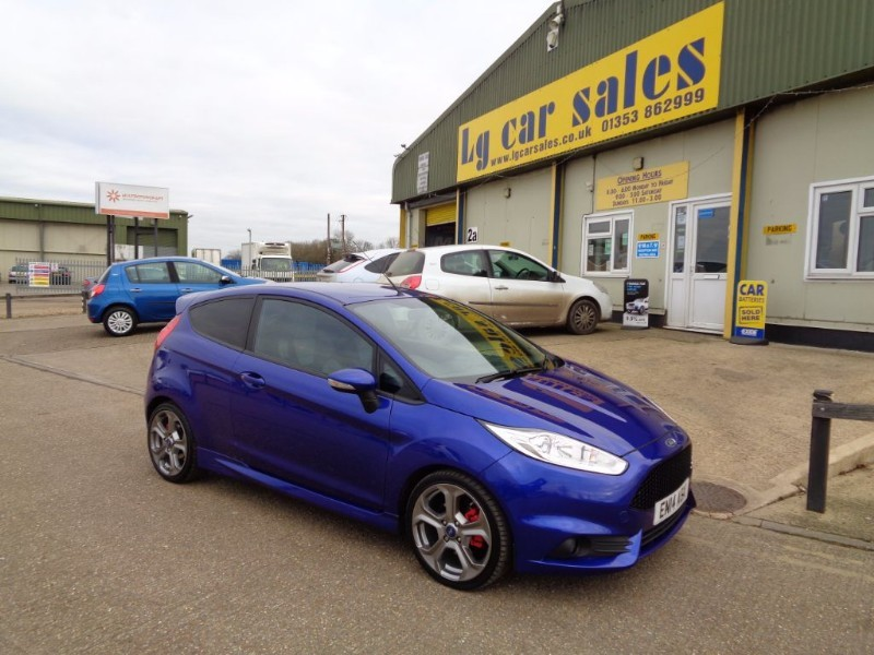used Ford Fiesta ST-2 in ely-cambridgeshire