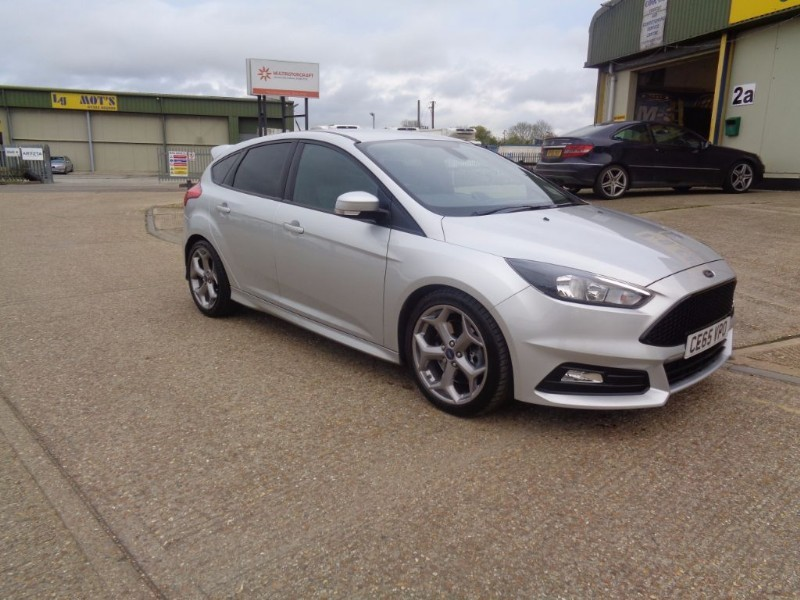 used Ford Focus ST-2 TDCI in ely-cambridgeshire