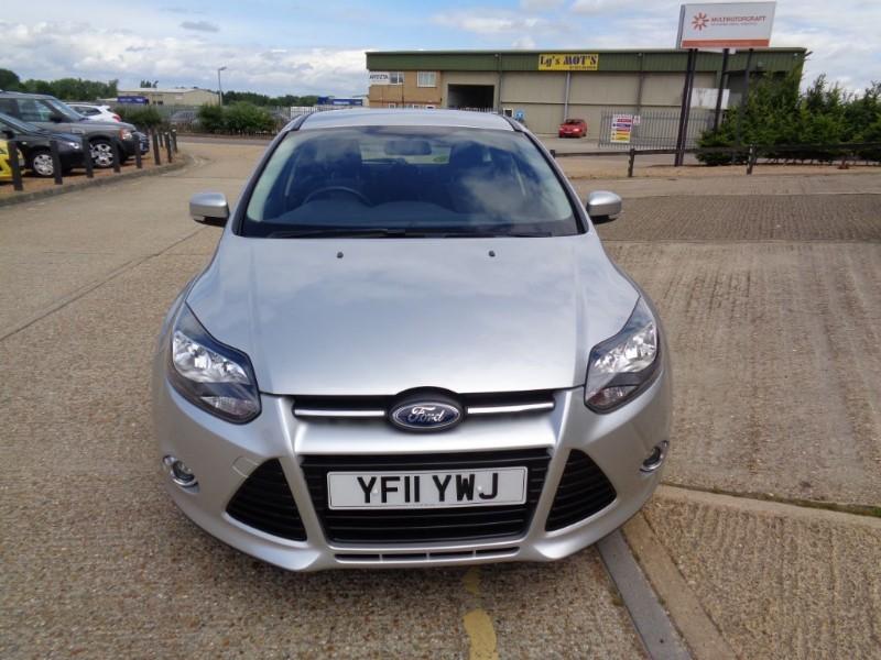 used Ford Focus ZETEC in ely-cambridgeshire