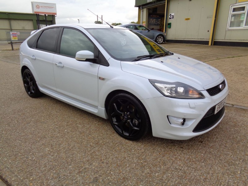 used Ford Focus ST-3 in ely-cambridgeshire