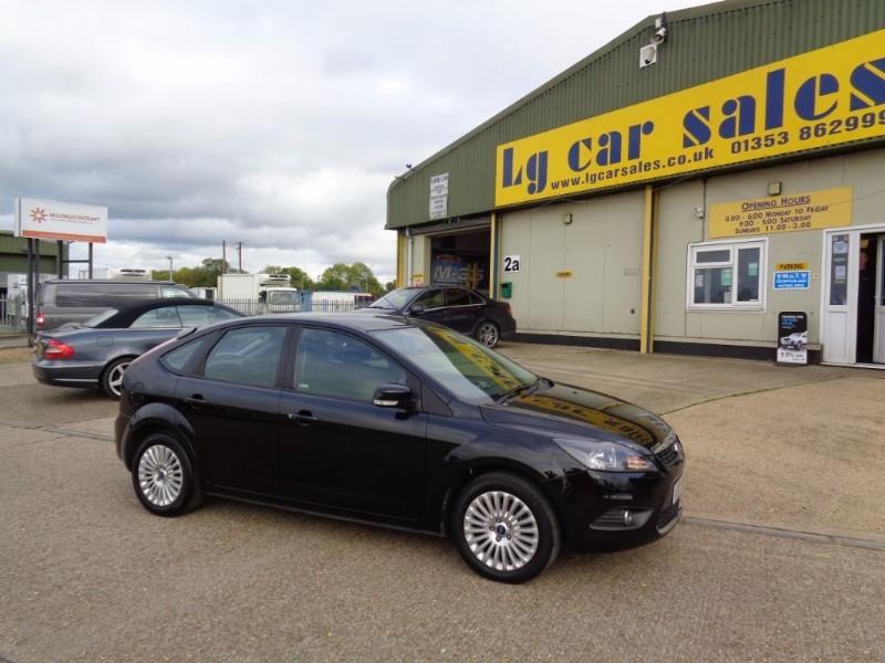 used Ford Focus TITANIUM in ely-cambridgeshire