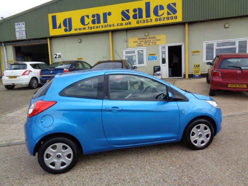 used Ford KA STYLE PLUS in ely-cambridgeshire