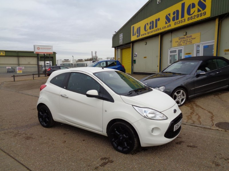 used Ford KA METAL in ely-cambridgeshire