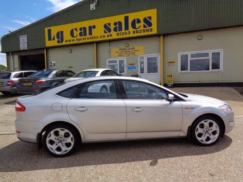used Ford Mondeo TITANIUM X TDCI in ely-cambridgeshire