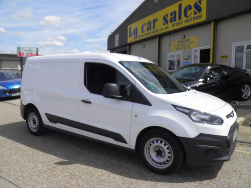 used Ford Transit Connect 210 P/V in ely-cambridgeshire