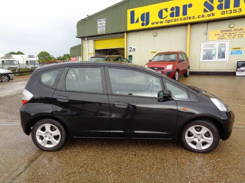 used Honda Jazz I-VTEC SE in ely-cambridgeshire