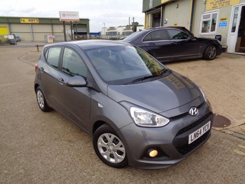 used Hyundai i10 SE in ely-cambridgeshire