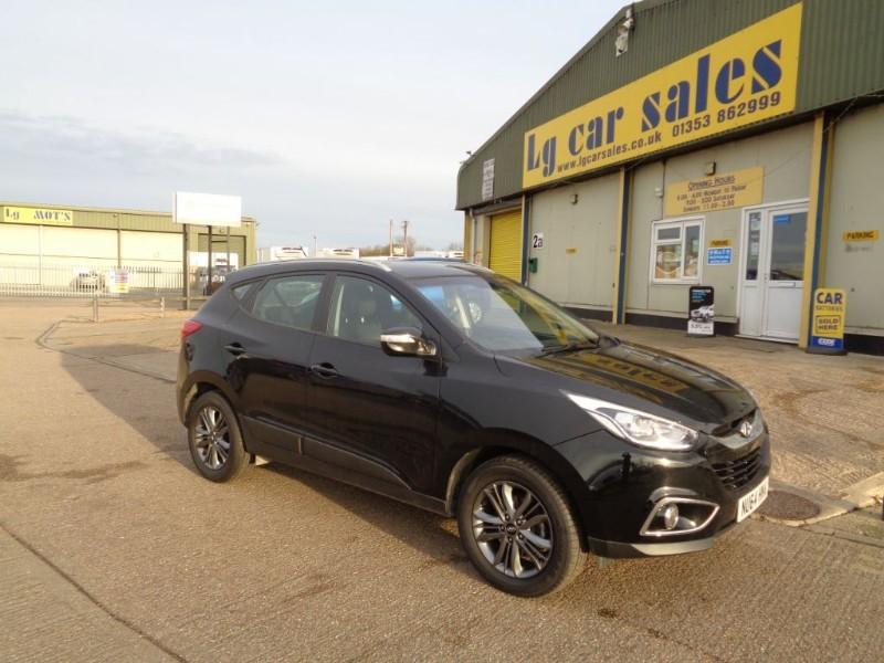 used Hyundai ix35 SE CRDI in ely-cambridgeshire