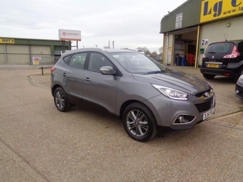 used Hyundai ix35 GDI SE in ely-cambridgeshire