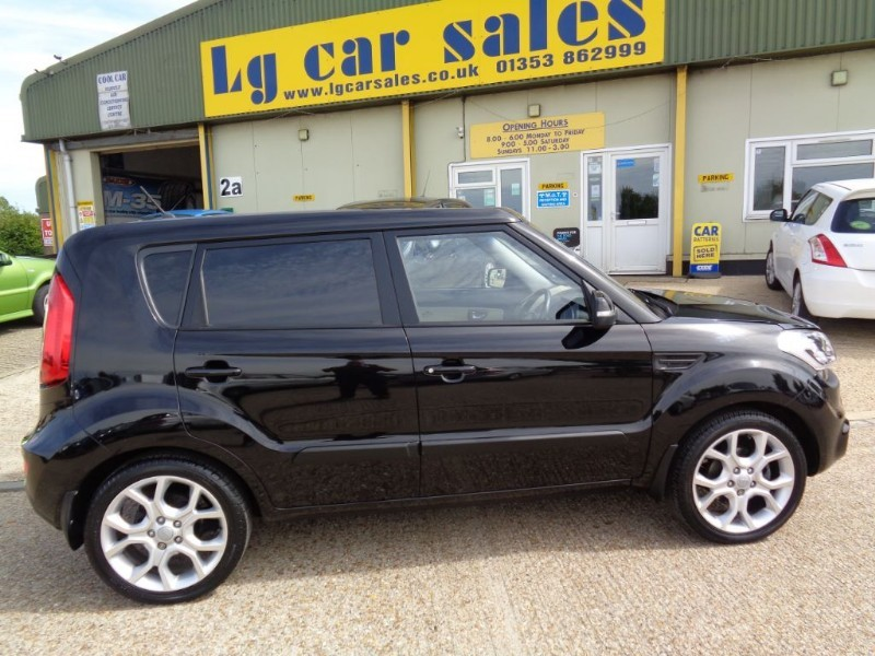 used Kia Soul SHAKER in ely-cambridgeshire