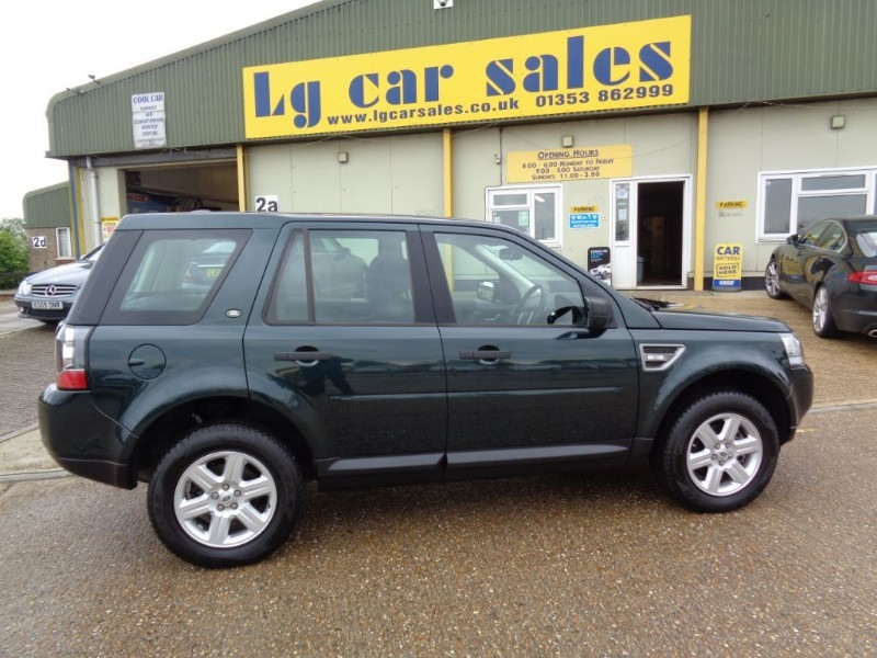 used Land Rover Freelander TD4 S in ely-cambridgeshire