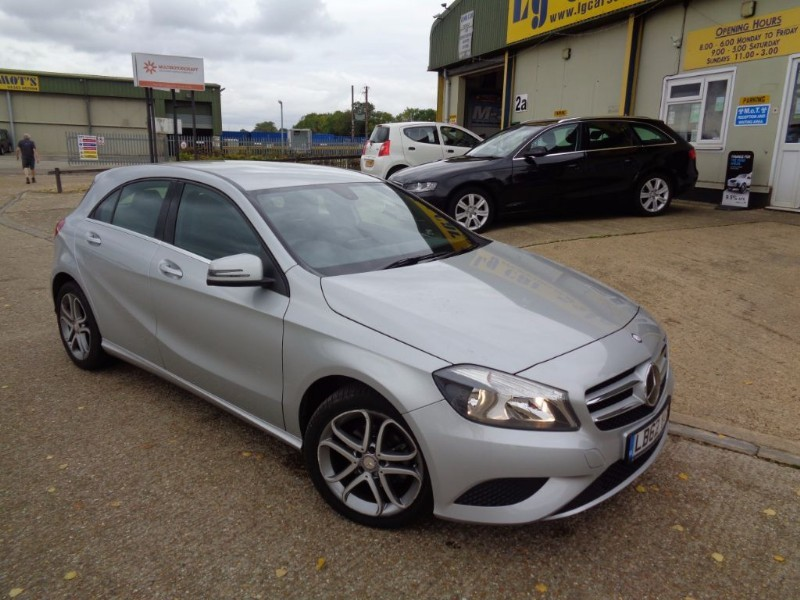 used Mercedes A180 CDI BLUEEFFICIENCY SPORT in ely-cambridgeshire