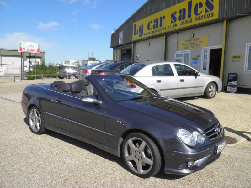 used Mercedes  CLK CLK200 KOMPRESSOR SPORT in ely-cambridgeshire