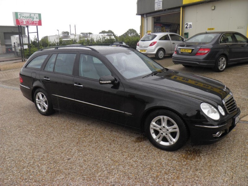 used Mercedes E220 CDI AVANTGARDE in ely-cambridgeshire