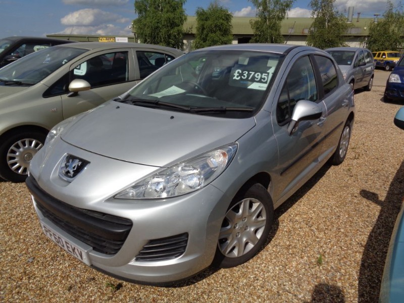 used Peugeot 207 S in ely-cambridgeshire