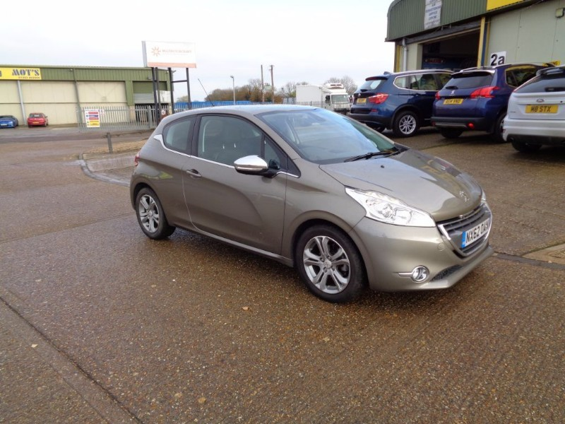 used Peugeot 208 ALLURE HDI in ely-cambridgeshire
