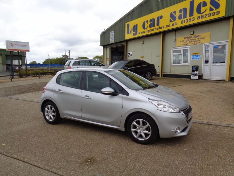 used Peugeot 208 ACTIVE in ely-cambridgeshire