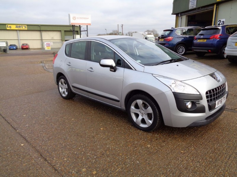 used Peugeot 3008 SPORT in ely-cambridgeshire