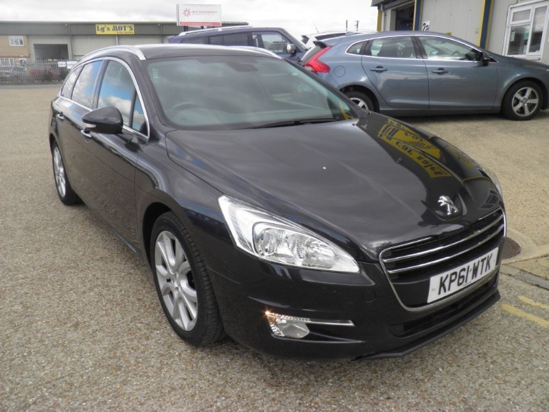 used Peugeot 508 HDI SW ALLURE in ely-cambridgeshire
