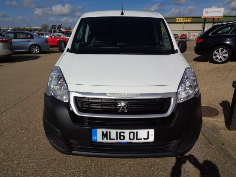 used Peugeot Partner HDI PROFESSIONAL 625 in ely-cambridgeshire