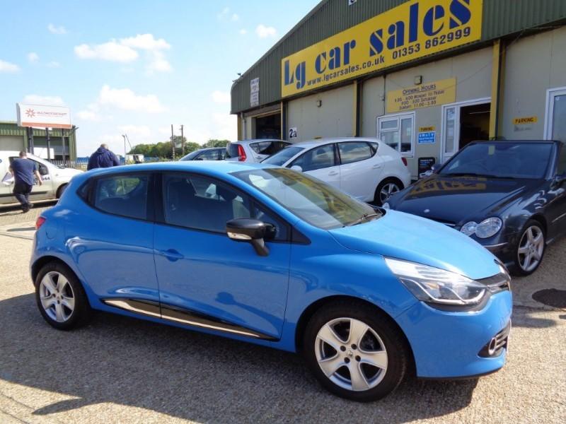 used Renault Clio DYNAMIQUE MEDIANAV in ely-cambridgeshire