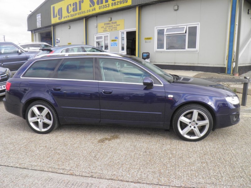 used SEAT Exeo SE LUX CR TDI in ely-cambridgeshire